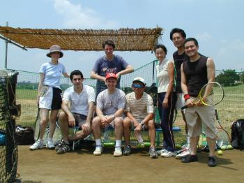 多摩川テニス