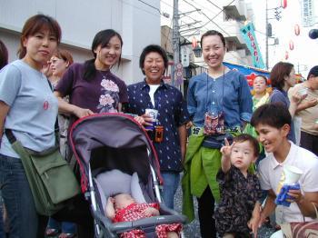 高津区民祭